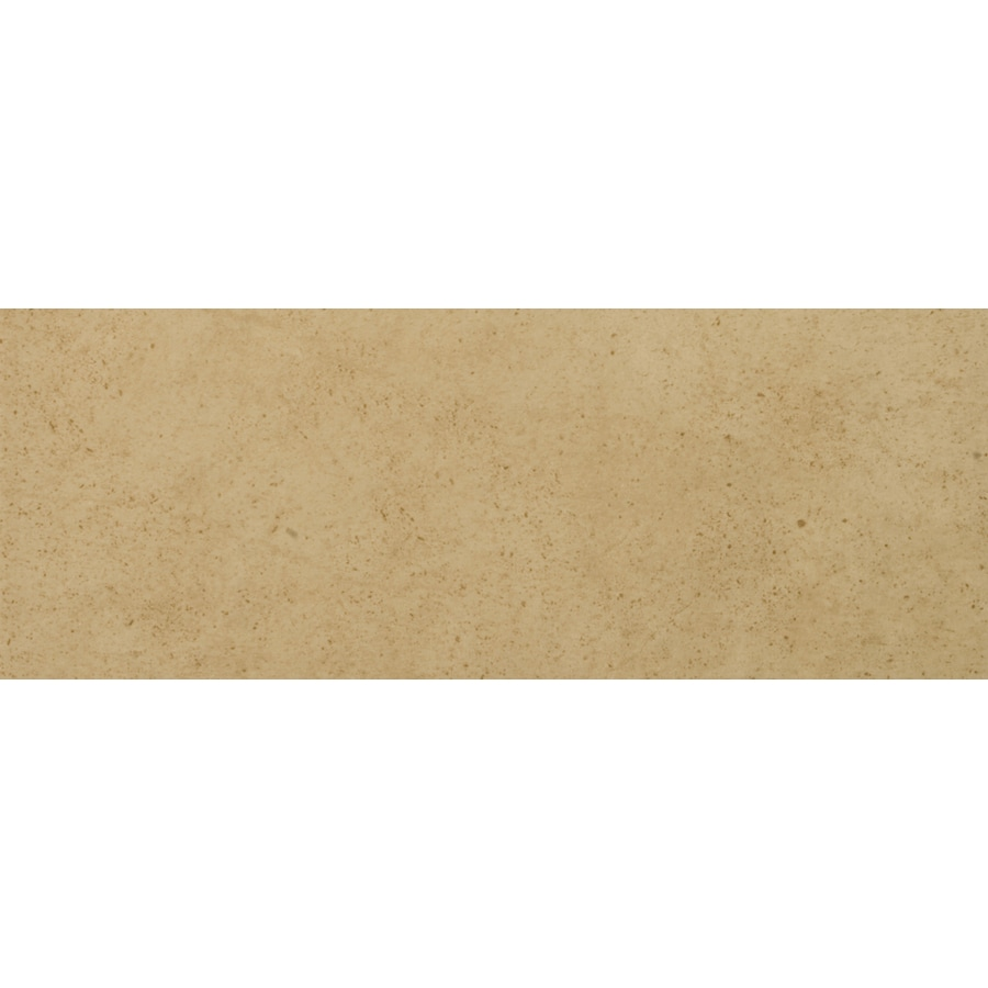 Emser St Moritz Tan Porcelain Bullnose Tile (Common: 3-in x 12-in; Actual: 2.87-in x 11.77-in)