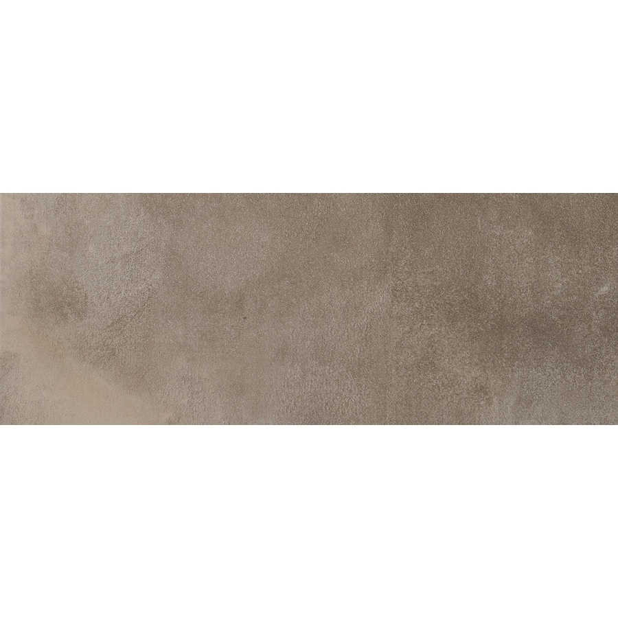 Emser Cosmopolitan Steel Porcelain Bullnose Tile (Common: 3-in x 13-in; Actual: 2.95-in x 12.99-in)