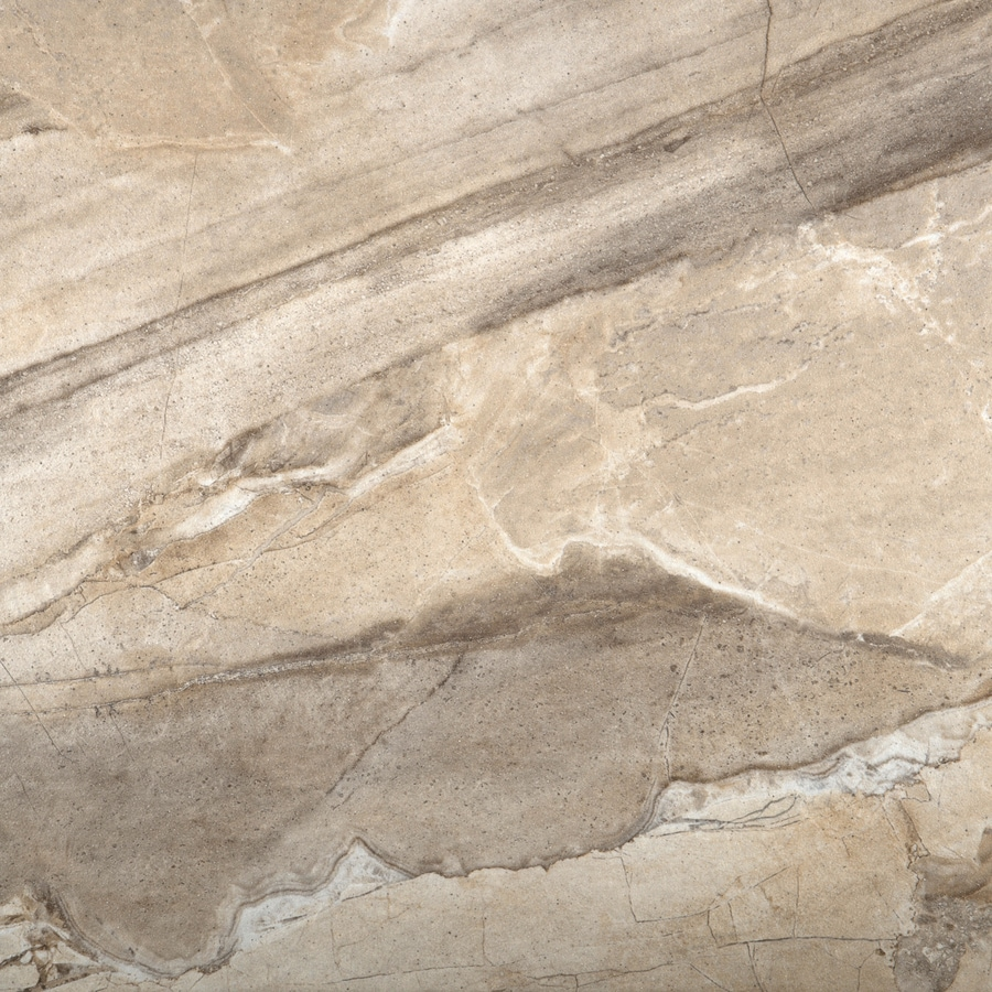 Emser Eurasia 15-Pack Chiara Porcelain Floor and Wall Tile (Common: 13-in x 13-in; Actual: 13.04-in x 13.04-in)