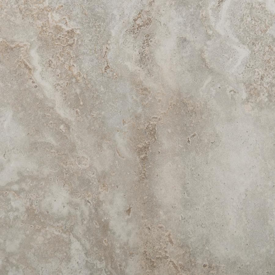 Emser Lucerne 6-Pack Matterhorn Porcelain Floor and Wall Tile (Common: 20-in x 20-in; Actual: 19.69-in x 19.69-in)