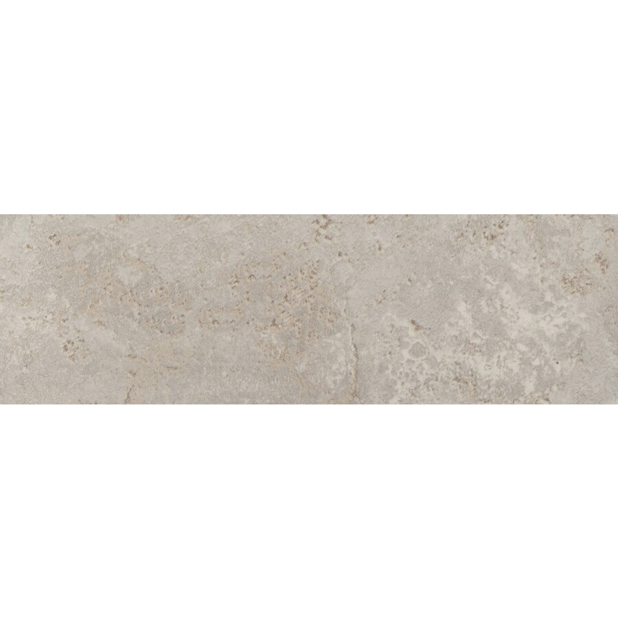Emser Taverna Grigio Porcelain Bullnose Tile (Common: 3-in x 13-in; Actual: 2.95-in x 12.99-in)
