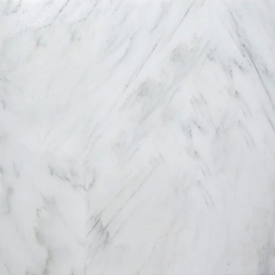 Emser 5-Pack Winter Frost Marble Floor and Wall Tile (Common: 18-in x 18-in; Actual: 18-in x 18-in)