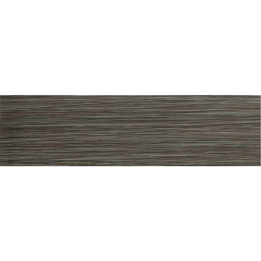 Emser Strands 10-Pack Twilight Porcelain Floor and Wall Tile (Common: 6-in x 24-in; Actual: 5.89-in x 23.79-in)