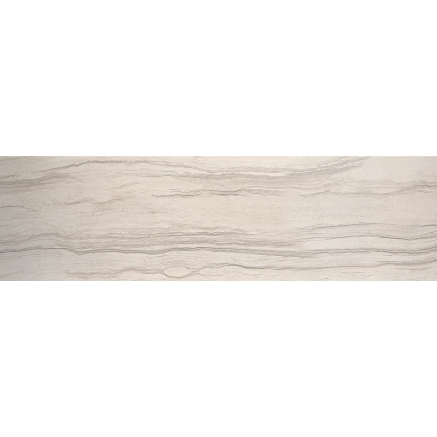 Emser Motion Drift Thru Body Porcelain Bullnose Tile (Common: 3-in x 13-in; Actual: 3.15-in x 12.99-in)