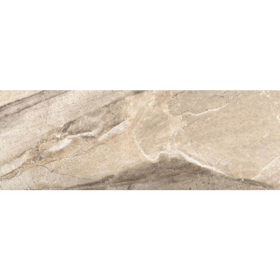 Emser Eurasia Chiara Porcelain Bullnose Tile (Common: 3-in x 13-in; Actual: 2.95-in x 12.99-in)
