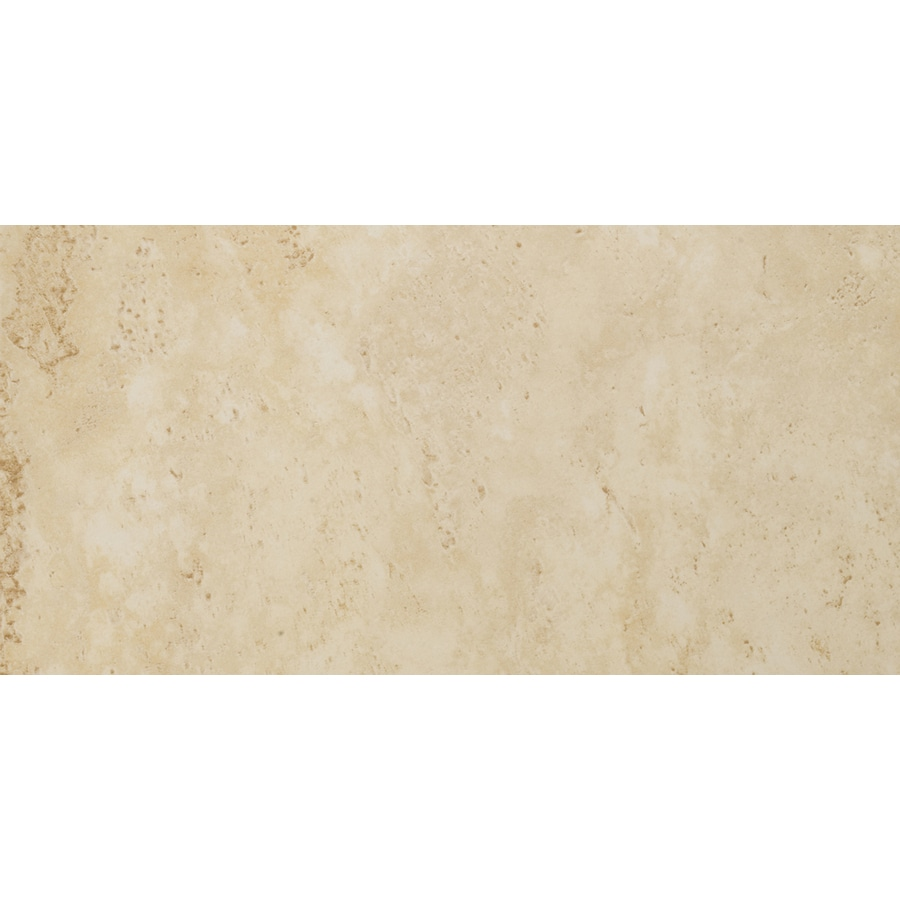 Emser Lucerne 8-Pack Grassen Porcelain Floor and Wall Tile (Common: 12-in x 24-in; Actual: 11.79-in x 23.79-in)