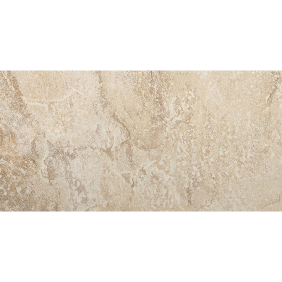 Emser Bombay 8-Pack Arcot Porcelain Floor and Wall Tile (Common: 12-in x 24-in; Actual: 11.73-in x 23.5-in)