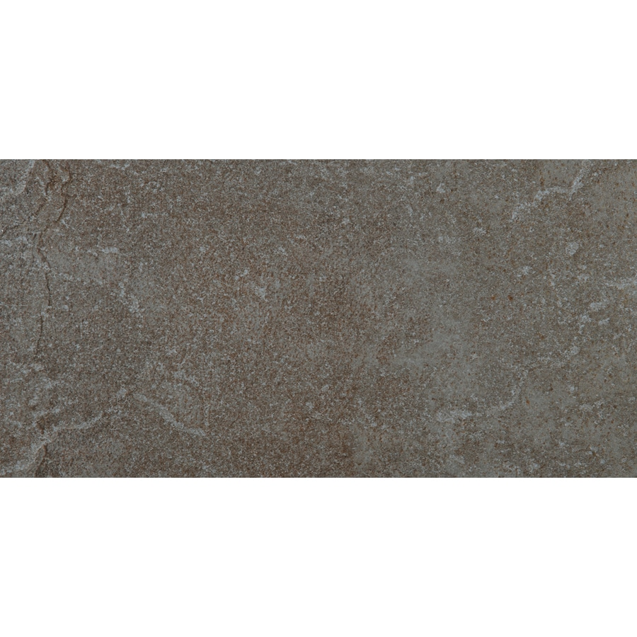Emser Bombay 8-Pack Salsette Porcelain Floor and Wall Tile (Common: 12-in x 24-in; Actual: 11.73-in x 23.5-in)