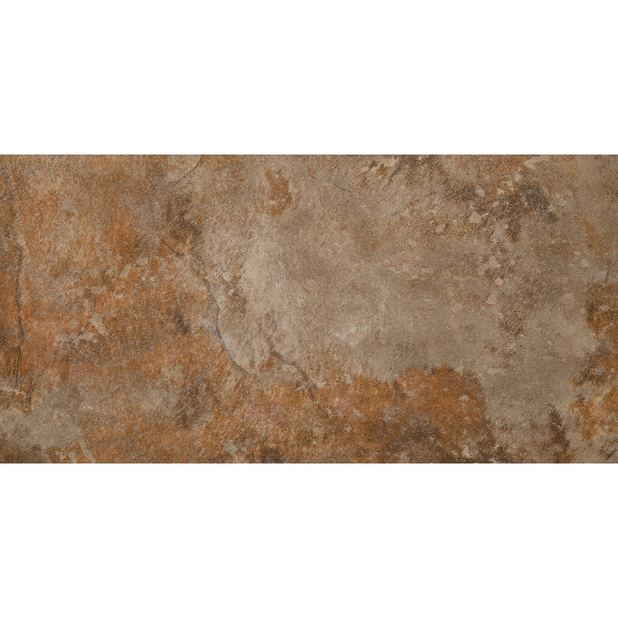 Emser Bombay 8-Pack Satara Porcelain Floor and Wall Tile (Common: 12-in x 24-in; Actual: 11.73-in x 23.5-in)