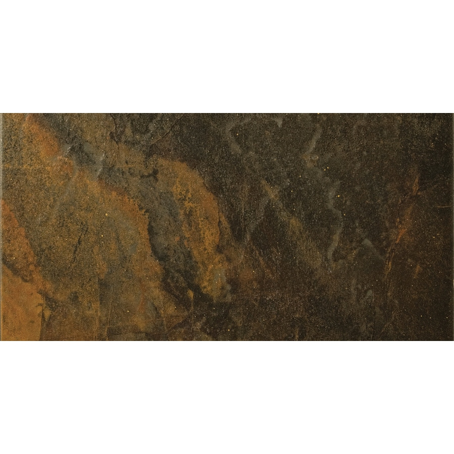 Emser Bombay 8-Pack Vasai Porcelain Floor and Wall Tile (Common: 12-in x 24-in; Actual: 11.73-in x 23.5-in)
