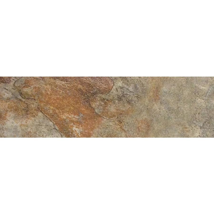 Emser Bombay Tenali Porcelain Bullnose Tile (Common: 3-in x 13-in; Actual: 2.95-in x 12.99-in)