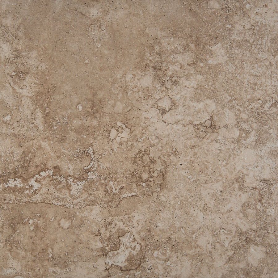 Emser Homestead 7-Pack Beige Porcelain Floor and Wall Tile (Common: 18-in x 18-in; Actual: 17.73-in x 17.73-in)