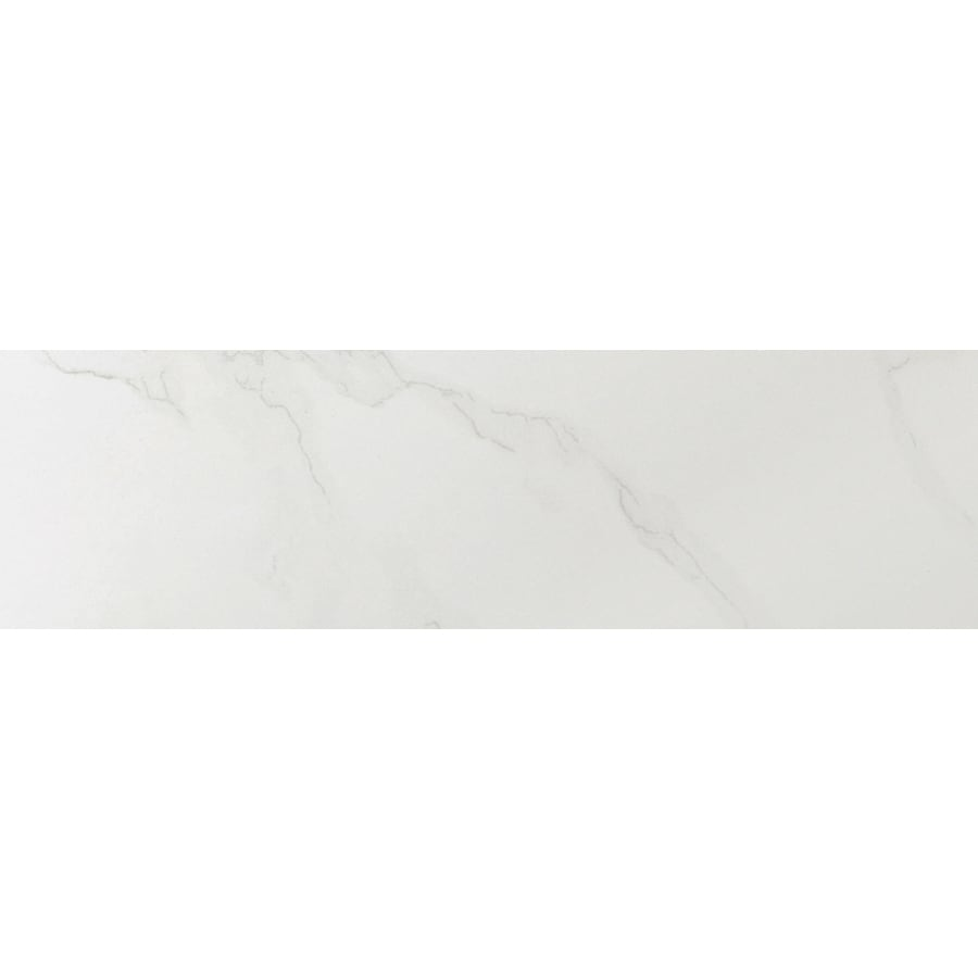Emser Paladino Albanella Thru Body Porcelain Bullnose Tile (Common: 3-in x 12-in; Actual: 2.87-in x 11.77-in)