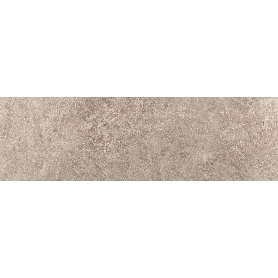 Emser Baja Tecate Ceramic Bullnose Tile (Common: 3-in x 13-in; Actual: 13.11-in x 3.11-in)