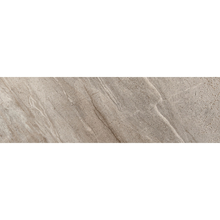 Emser Melbourne Knox Ceramic Bullnose Tile (Common: 3-in x 13-in; Actual: 13.11-in x 3.11-in)
