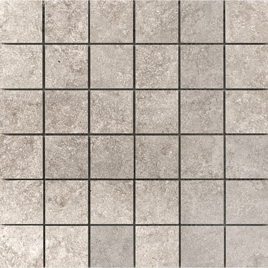 Emser Baja 10-Pack Tecate Uniform Squares Mosaic Ceramic Floor and Wall Tile (Common: 13-in x 13-in; Actual: 13.11-in x 13.11-in)