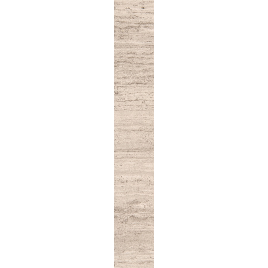 Emser Ambiance Galapagos Porcelain Cove Base Tile (Common: 1-in x 6-in; Actual: 1-in x 5.9-in)
