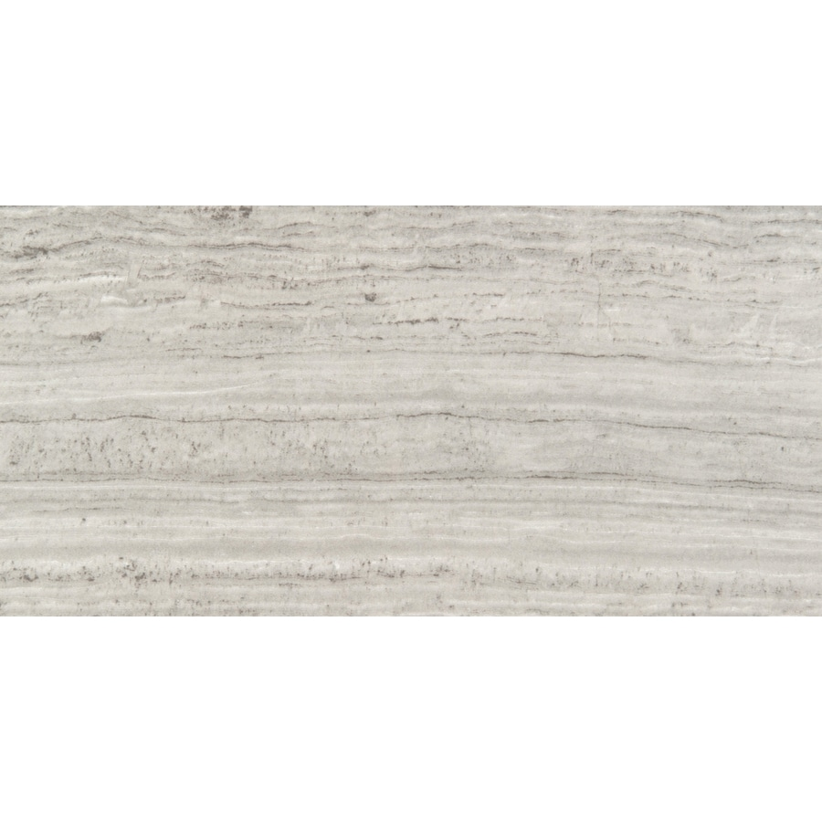 Emser Ambiance Cayman Porcelain Cove Base Tile (Common: 6-in x 12-in; Actual: 5.9-in x 11.81-in)
