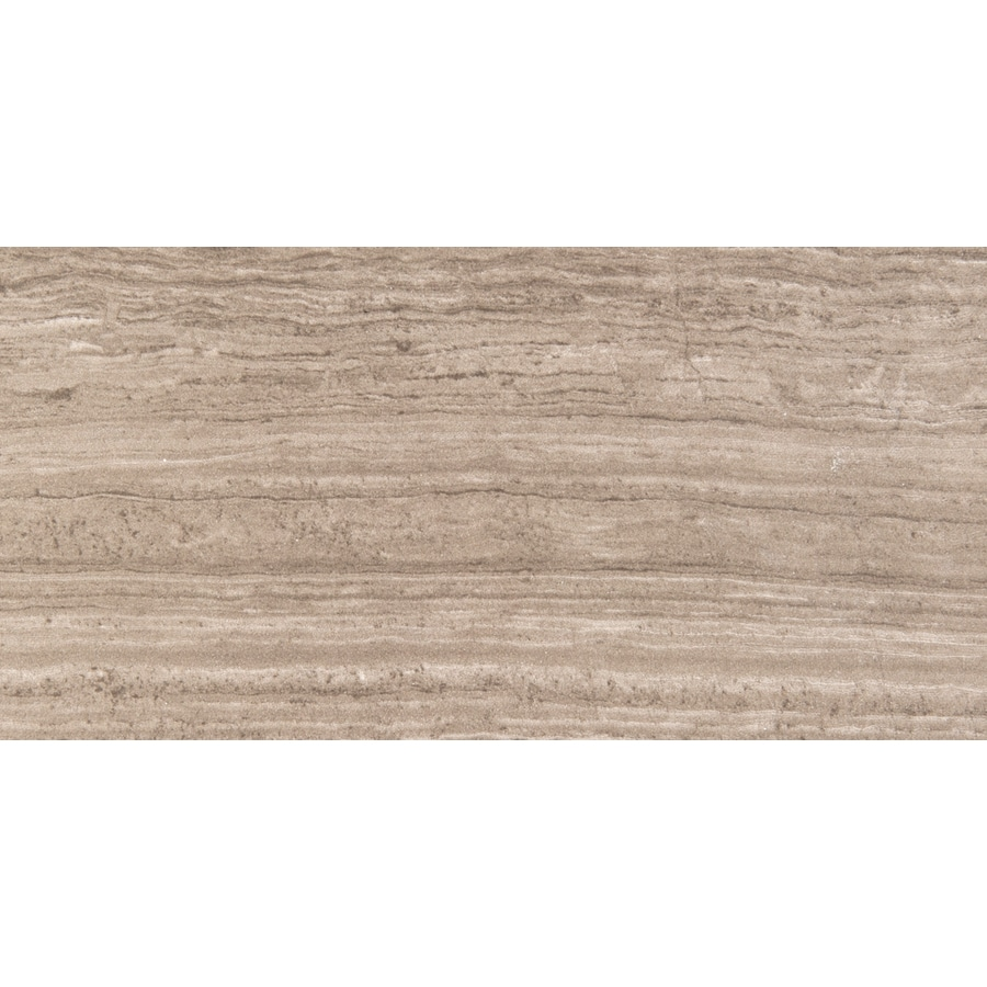 Emser Ambiance Maldives Porcelain Cove Base Tile (Common: 6-in x 12-in; Actual: 5.9-in x 11.81-in)