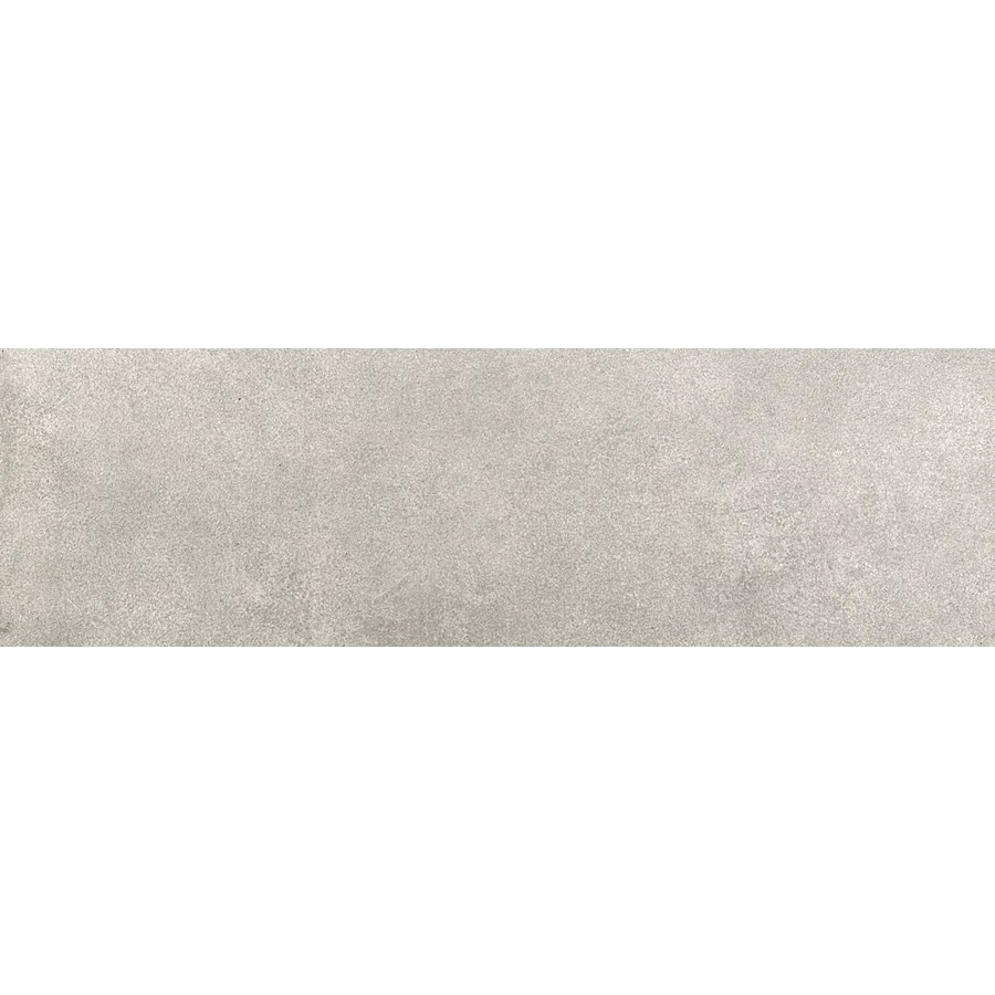 Emser Stadium Concrete Ceramic Bullnose Tile (Common: 3-in x 13-in; Actual: 13.11-in x 3.11-in)