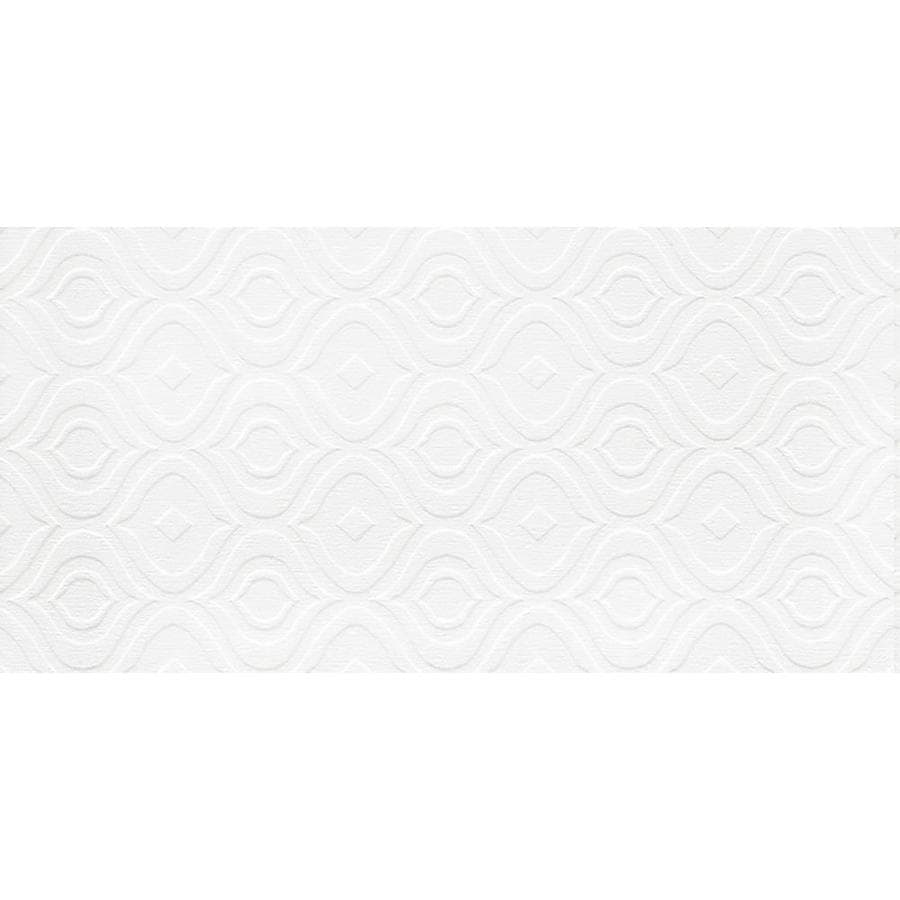 Emser SURFACE 8-Pack White Porcelain Wall Tile (Common: 12-in x 24-in; Actual: 11.73-in x 23.62-in)