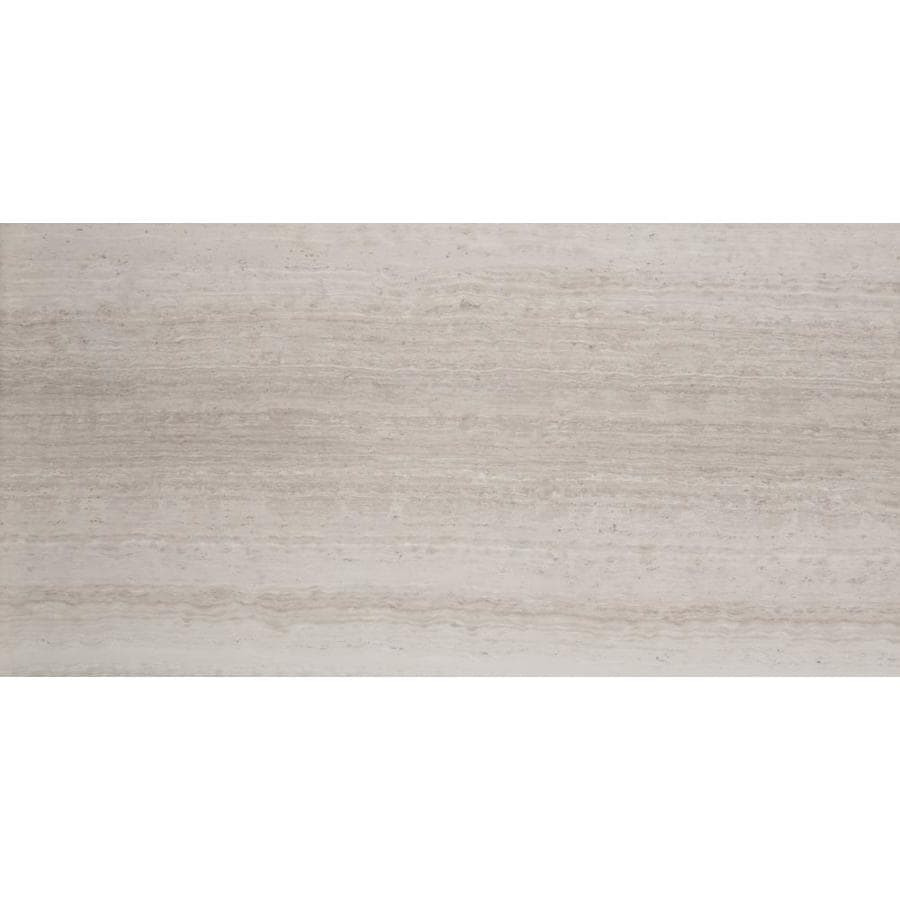 Emser METRO 3-Pack Cream Limestone Floor and Wall Tile (Common: 16-in x 32-in; Actual: 16-in x 32-in)