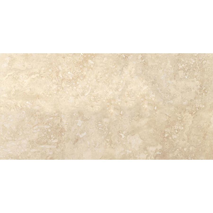 Emser TRAV CROSSCUT Umbria Savera Travertine Floor and Wall Tile (Common: 12-in x 24-in; Actual: 12-in x 24-in)