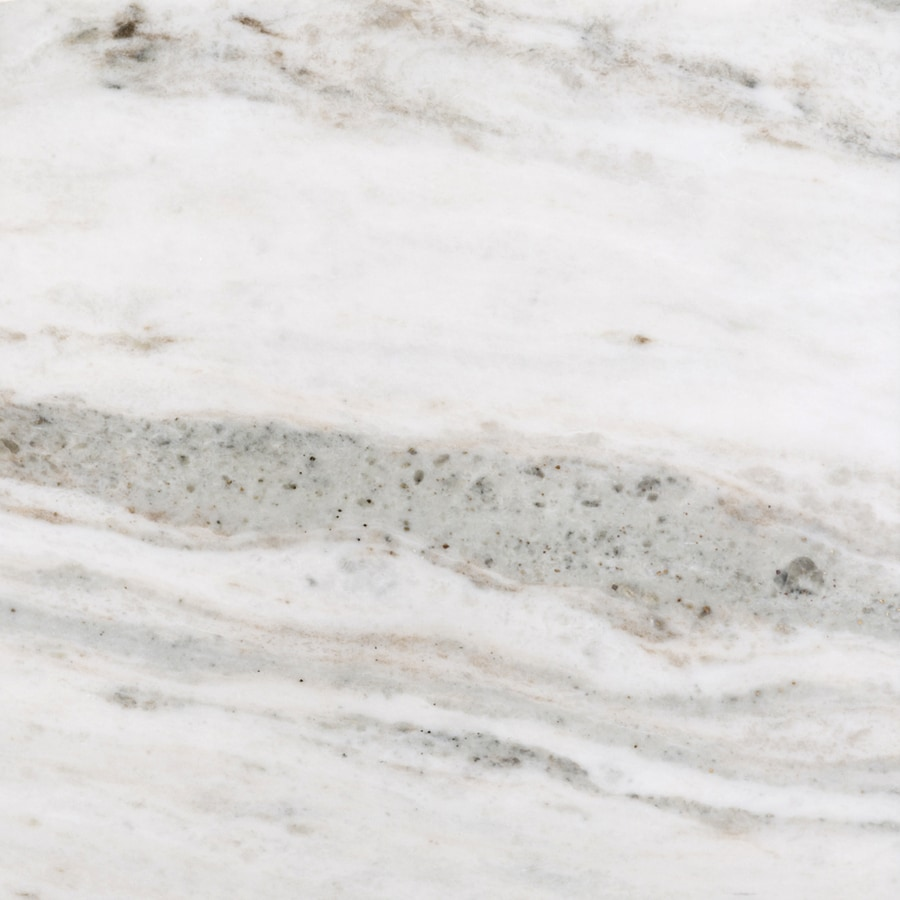 Emser 10-Pack Kalta Fiore Marble Floor and Wall Tile (Common: 12-in x 12-in; Actual: 12-in x 12-in)