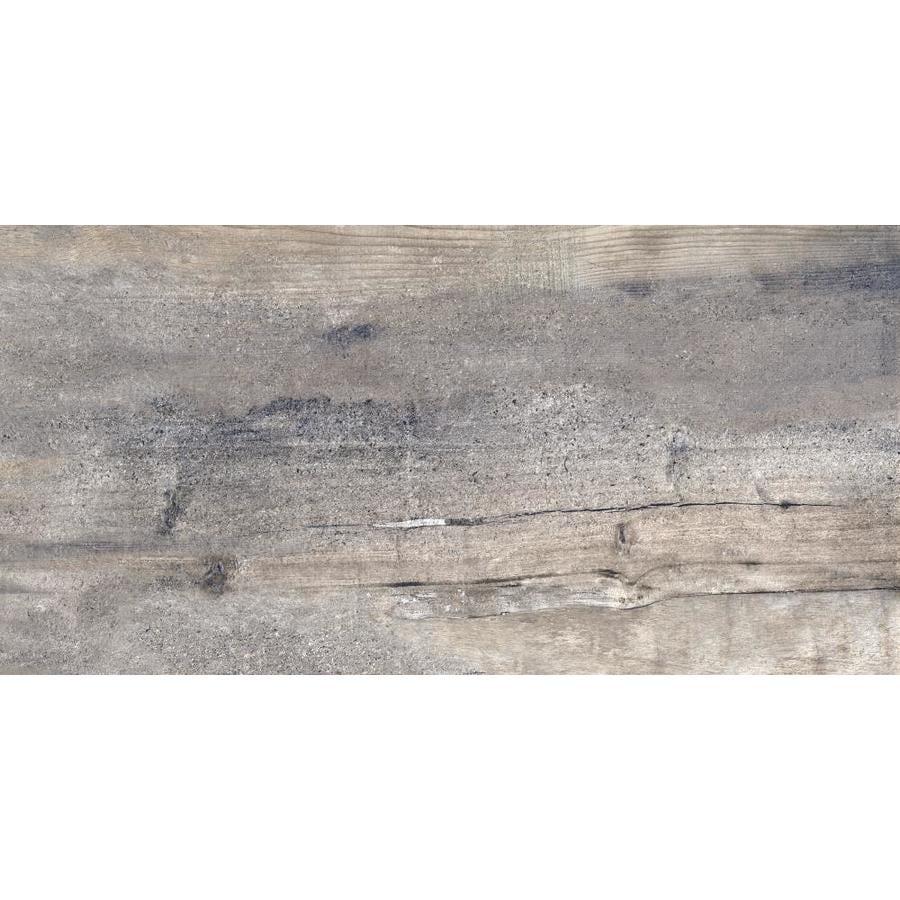 Emser Explorer 8-Pack Paris Wood Look Porcelain Floor and Wall Tile (Common: 12-in x 24-in; Actual: 11.81-in x 23.62-in)