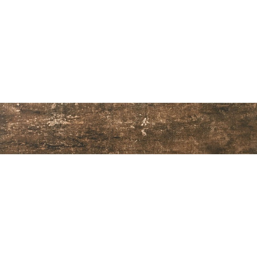 Emser RANCH 8-Pack Pasture Wood Look Porcelain Floor and Wall Tile (Common: 8-in x 36-in; Actual: 7.76-in x 35.43-in)