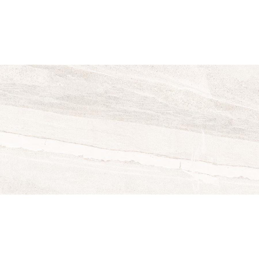 Emser ACCESS 8-Pack Path Porcelain Floor and Wall Tile (Common: 12-in x 24-in; Actual: 23.62-in x 11.81-in)