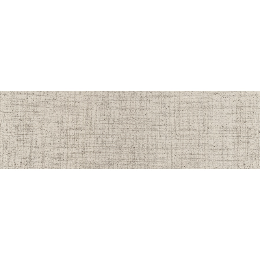Emser Canvas Khaki Porcelain Bullnose Tile (Common: 3-in x 12-in; Actual: 11.73-in x 2.83-in)