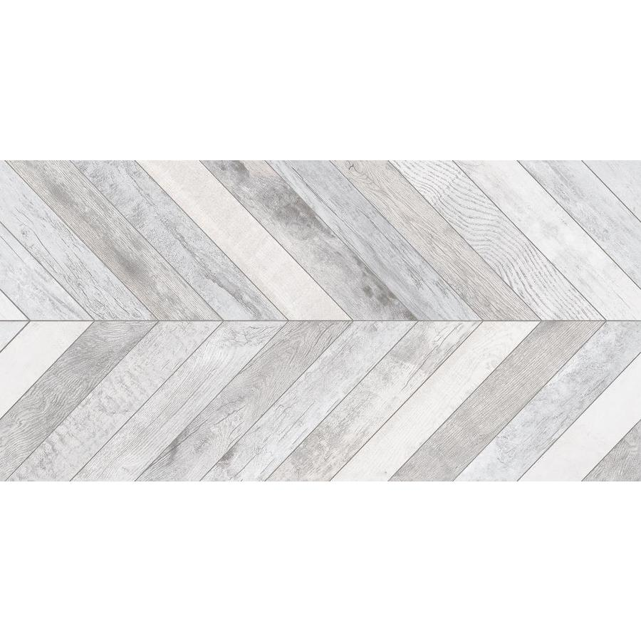 Emser VELOCITY 2-Pack Force Wood Look Porcelain Floor and Wall Tile (Common: 18-in x 36-in; Actual: 17.4-in x 35.04-in)