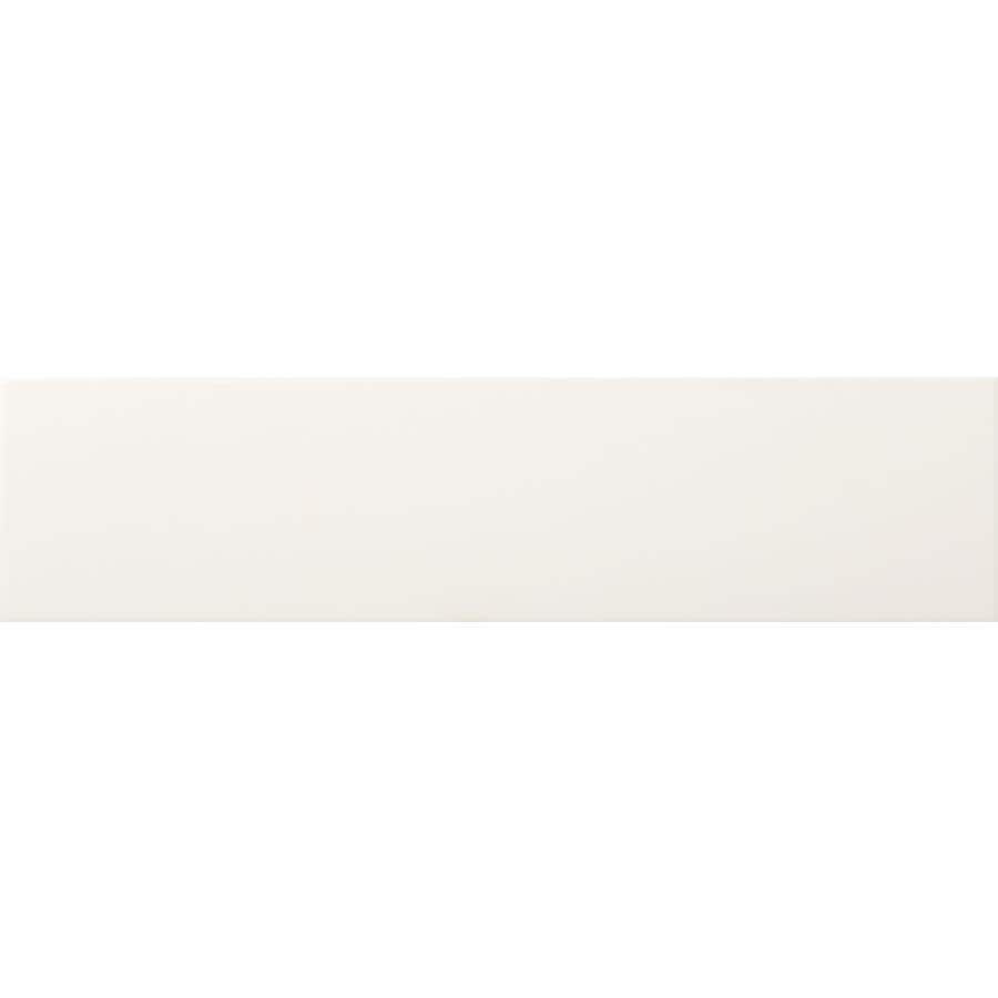 Emser CHOICE 25-Pack Bone Ceramic Wall Tile (Common: 4-in x 16-in; Actual: 3.94-in x 15.75-in)