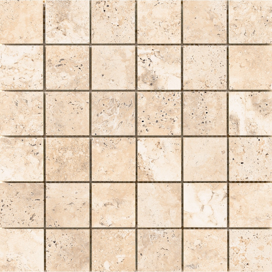 Emser Cabo Beach Ceramic Border Tile (Common: 13-in x 13-in; Actual: 13-in x 13-in)