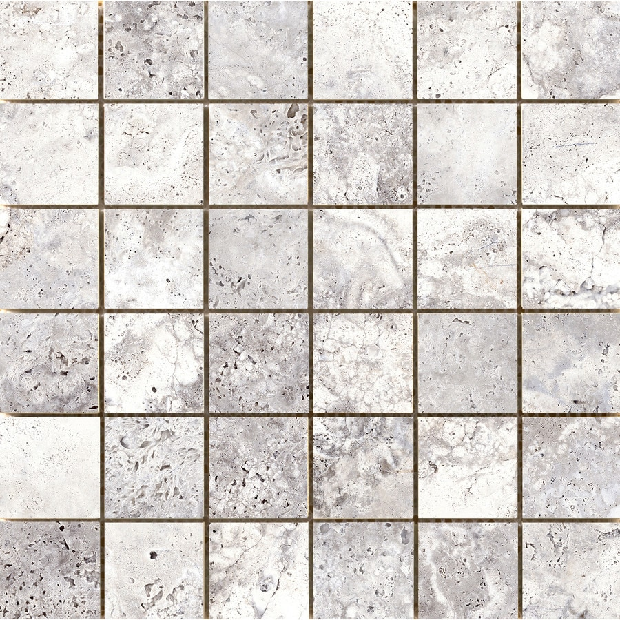 Emser Cabo Shore Ceramic Border Tile (Common: 13-in x 13-in; Actual: 13-in x 13-in)