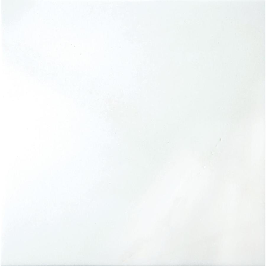 Emser THASSOS WHITE Marble Floor and Wall Tile (Common: 24-in x 24-in; Actual: 24-in x 24-in)