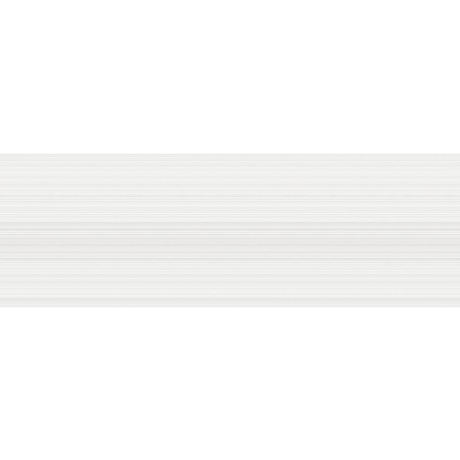 Emser VERTIGO 7-Pack White Ceramic Wall Tile (Common: 15-in x 30-in; Actual: 10.43-in x 29.92-in)