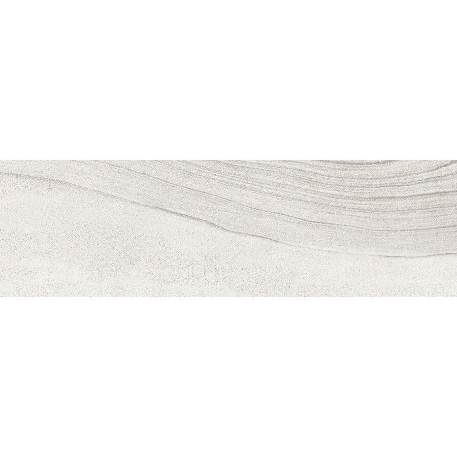Emser Sandstorm Gobi Porcelain Bullnose Tile (Common: 3-in x 13-in; Actual: 13-in x 3-in)