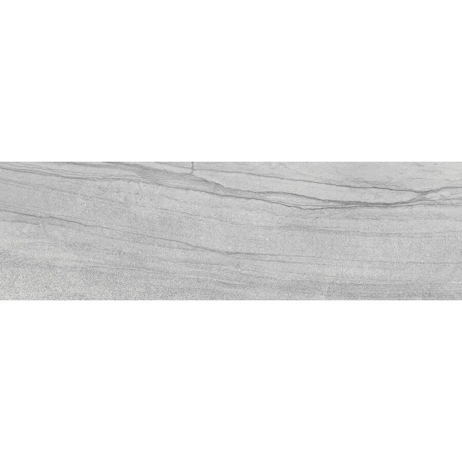 Emser Sandstorm Mojave Porcelain Bullnose Tile (Common: 3-in x 13-in; Actual: 13-in x 3-in)
