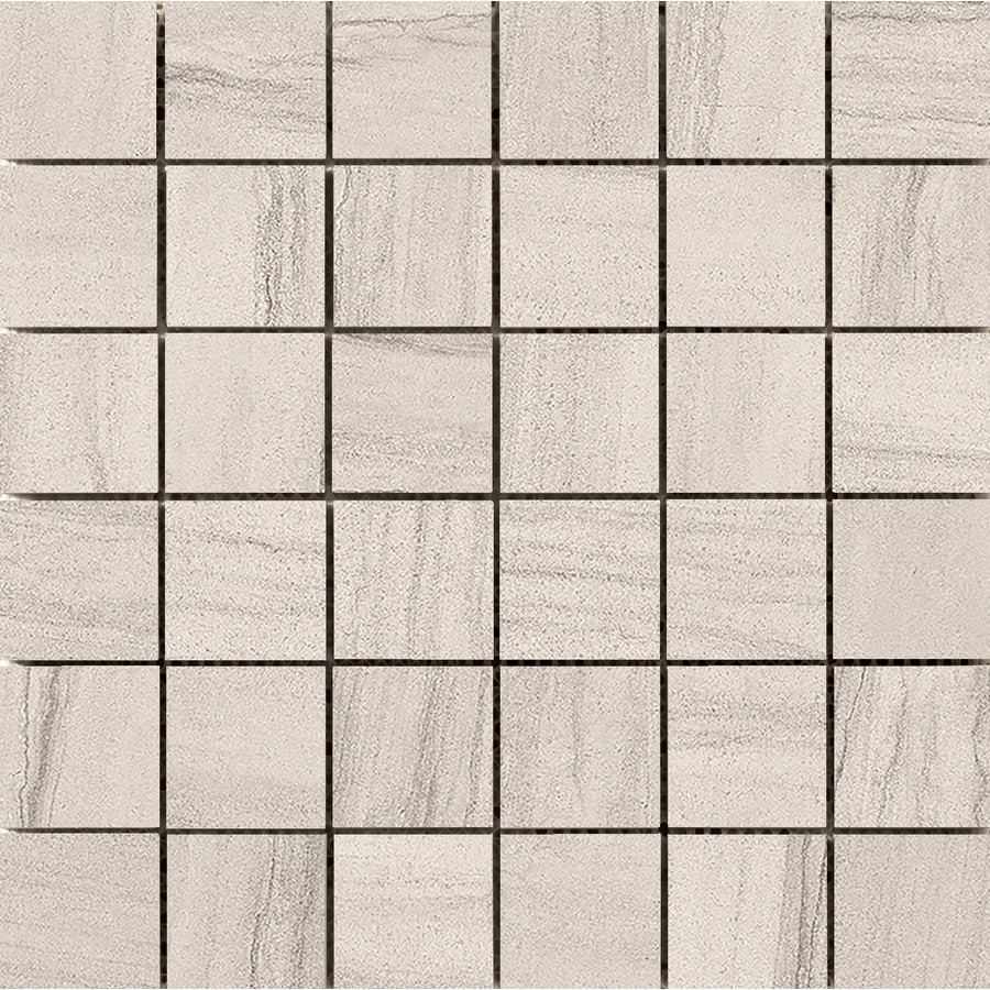 Emser Sandstorm Kalahari Porcelain Border Tile (Common: 13-in x 13-in; Actual: 13.07-in x 13.07-in)