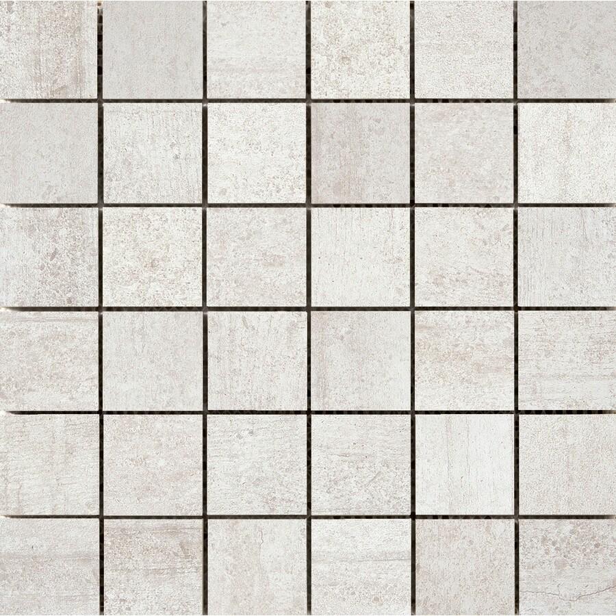 Emser Formwork Bond Porcelain Border Tile (Common: 12-in x 12-in; Actual: 11.79-in x 11.79-in)
