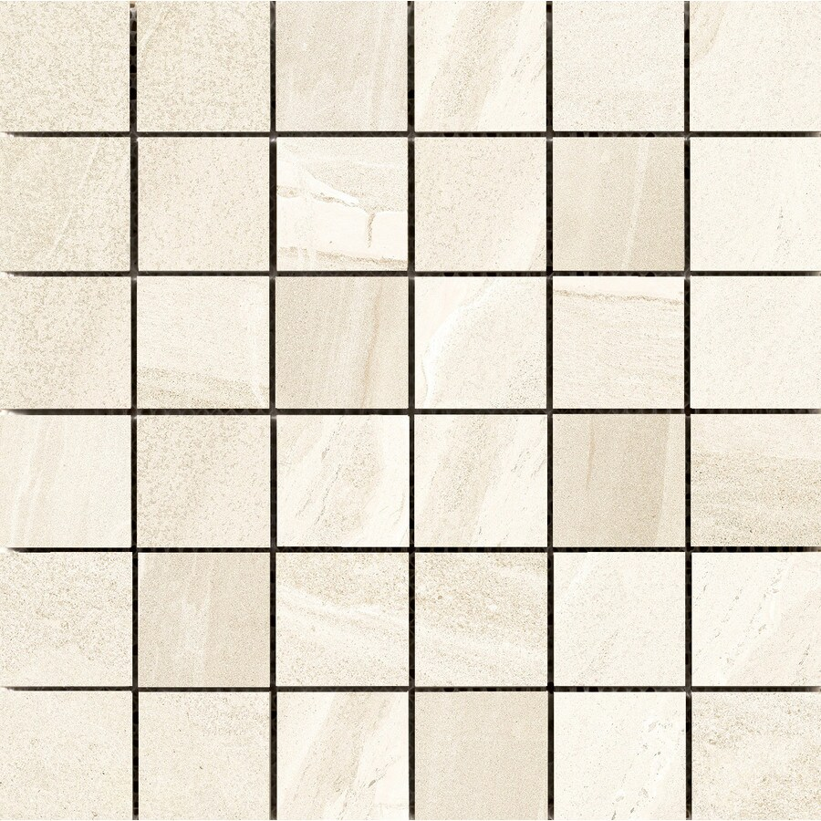 Emser Access Route Porcelain Border Tile (Common: 12-in x 12-in; Actual: 11.73-in x 11.73-in)