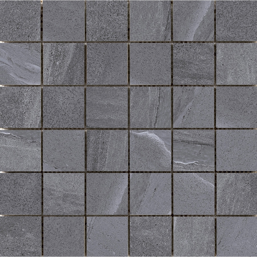 Emser Access Voyage Porcelain Border Tile (Common: 12-in x 12-in; Actual: 11.73-in x 11.73-in)