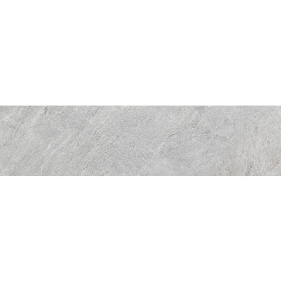 Emser MileTONE Moon Porcelain Bullnose Tile (Common: 3-in x 12-in; Actual: 12-in x 3-in)