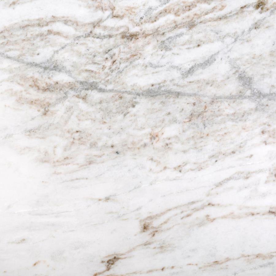 Emser KALTA FIORE Marble Floor and Wall Tile (Common: 32-in x 32-in; Actual: 16-in x 32-in)