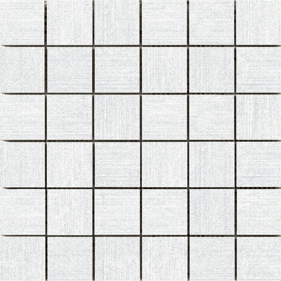 Emser Chiado Atolia Porcelain Border Tile (Common: 13-in x 13-in; Actual: 12.99-in x 12.99-in)