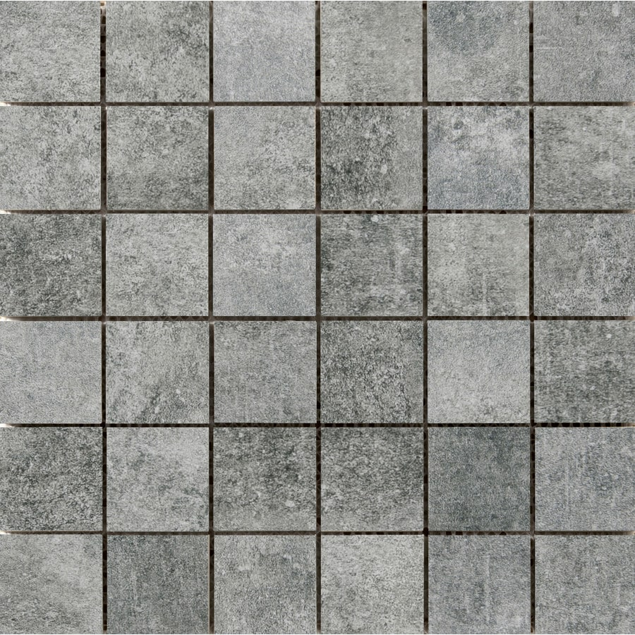 Emser Chiado Midas Porcelain Border Tile (Common: 13-in x 13-in; Actual: 12.99-in x 12.99-in)