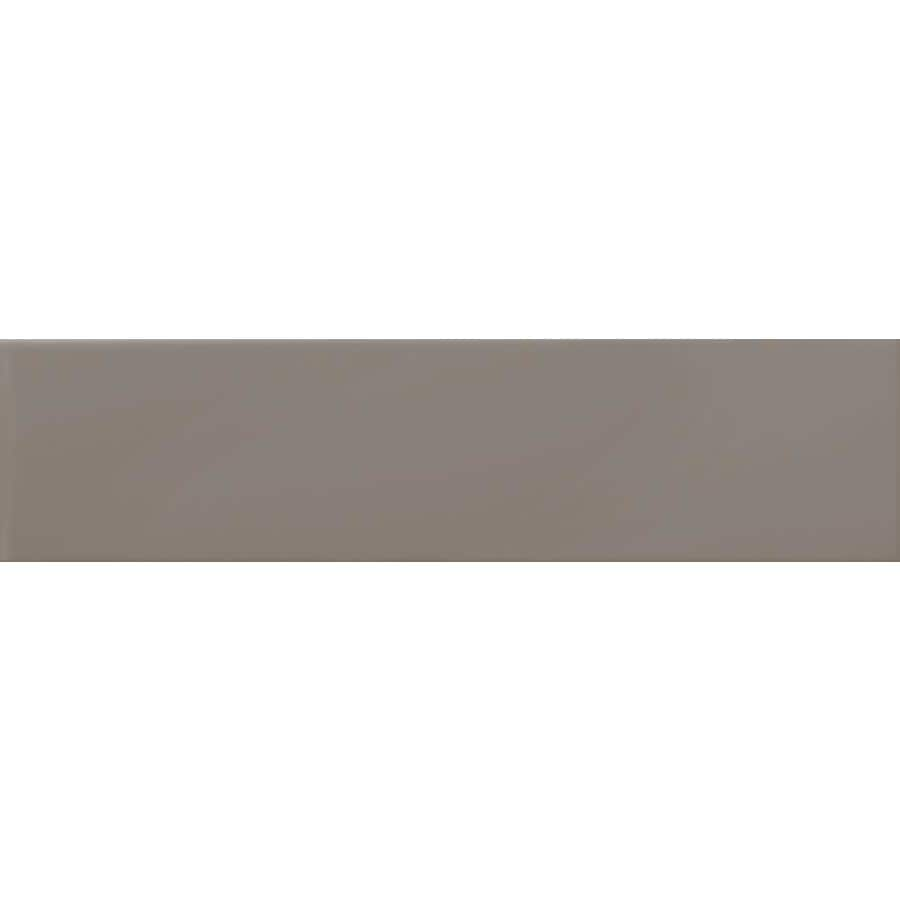 Emser CHOICE 40-Pack Taupe Ceramic Wall Tile (Common: 4-in x 10-in; Actual: 3.94-in x 15.75-in)
