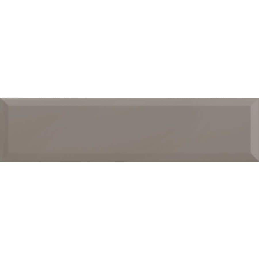 Emser CHOICE 25-Pack Taupe Ceramic Wall Tile (Common: 4-in x 16-in; Actual: 3.94-in x 15.75-in)